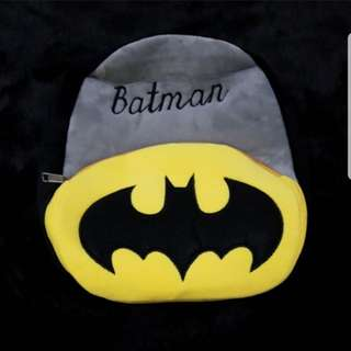 SALE! New Batman Plush Backpack for Toddlers
