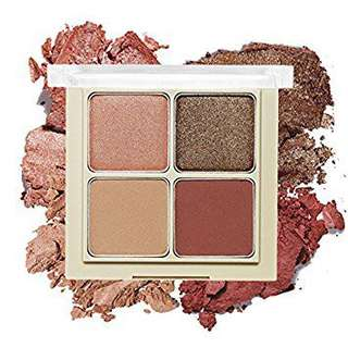 Étude house blend for eyes eyeshadow palette in shade #1 dried rose