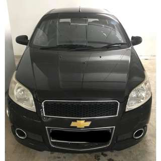 Chevrolet Aveo 1.4M (UBER & GRAB Enabled)