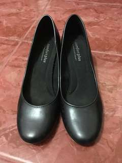 Black Shoes (Great for Graduation)