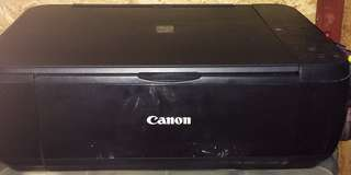 Canon Pixma MP287 3-in-1 Printer with continuos ink system