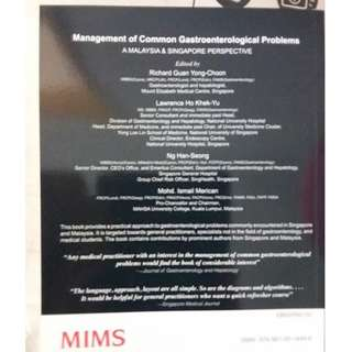 management of common gastroenterological problems