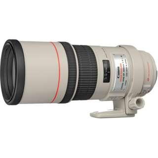 EF 300mm f/4L IS USM Lens Canon