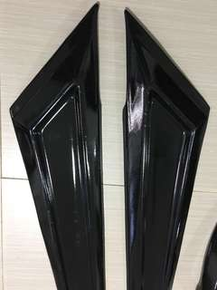 Nv350 Eyelid and door trim panel