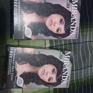 Miranda Hair Colot Black (Take All)