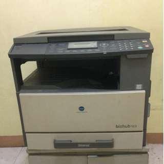 Konica Minolta Bizhub 163 (4in1 Photocopier)