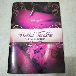 Poskad Terakhir Si Pemuja Rahsia (Malay Novel - Pocket Short Story)