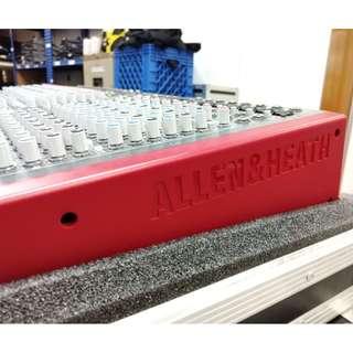 """USED - Allen & Heath ZED 428 """"Sold As Is"""" Pro Audio Mixer w/ flightcase"""