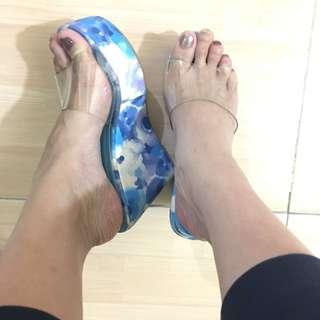 Wedges sandals