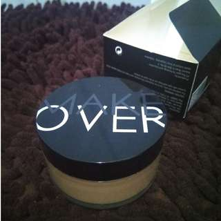 Make Over Silky Smooth Translucent Powder (03/Champagne) SOLD!!