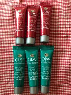 Olay miracle boost