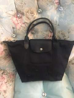 Longchamp authentic keadaan 70%
