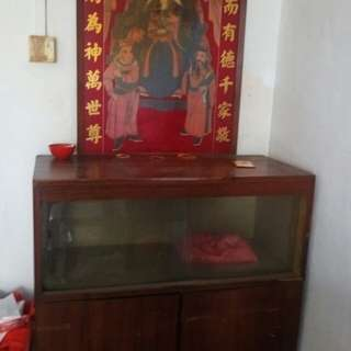 Altar ( 0ver 20 years ) self collect n offer me a good price