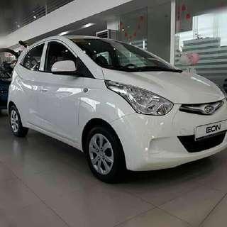 Hyundai Eon 11k /mo.