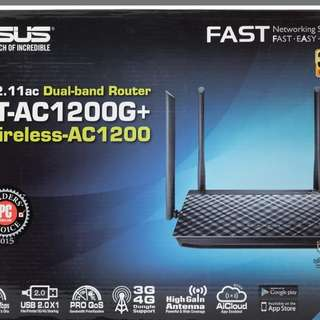 Asus RT- AC 1200G+ Wireless Router