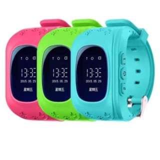 GPS Kids Tracker Watch