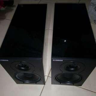 Yamaha speaker $100 / Philips DivX $150