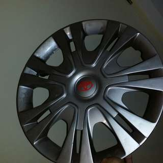Hiace euro 4/5 rim cover [GREY]