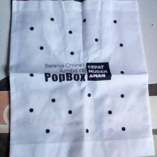 #tisgratis Goodie bag popbox