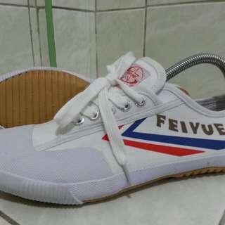 White Feiyue Unisex Sneaker Shoes