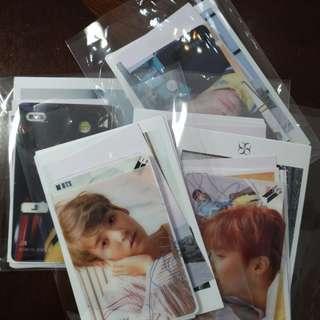 BTS 防彈少年團 小禮包 gift pack