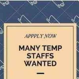 20X TEMP SWISS WATCH RETAIL ASSISTANTS@TOWN NEEDED - $10/HR