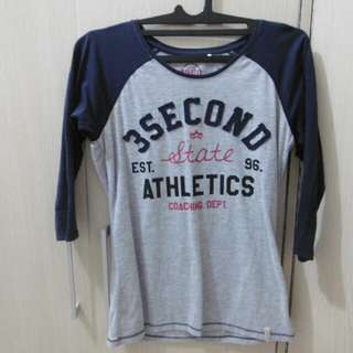 T Shirt 3second