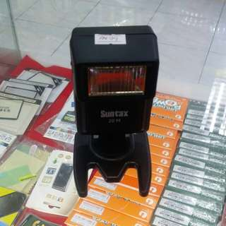 Suntex 20 M flash