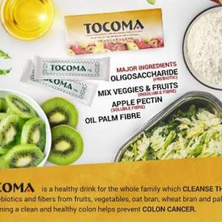 Tocoma Cleanse and Detox