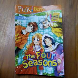 The Four Season (pink berry club)