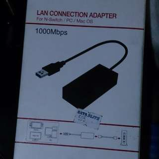 USB to Lan N-switch/Android/Pc USB 3.0