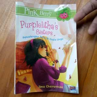 Purplelitha's Sister (pink berry club)