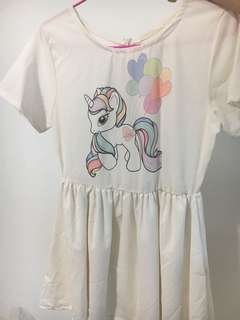 My Little Pony Baby Doll Dress