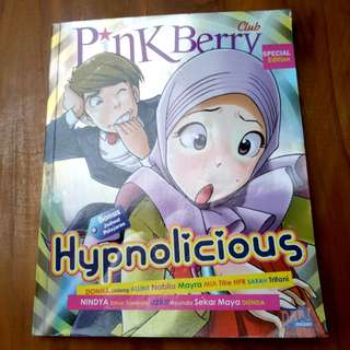Hypnolicious (Pink Berry Club)