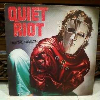Lp...Vinyl...Quiet Riot Metal Health