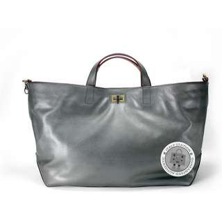 (NEW) Chanel A49548 2.55 EXTRA LARGE SHOPPING TOTE BAG CALFSKIN TOTE BAG GBHW, SILVER GREY 全新 手袋 灰色 金扣