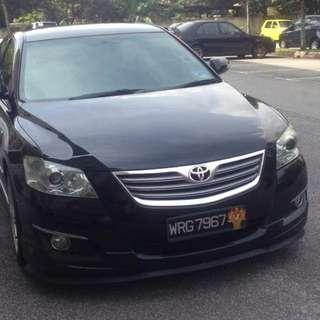 Toyota Camry 2.0 SAMBUNG BAYAR