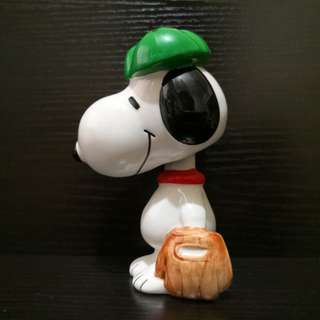 1966 vintage Snoopy figure (bumble head)