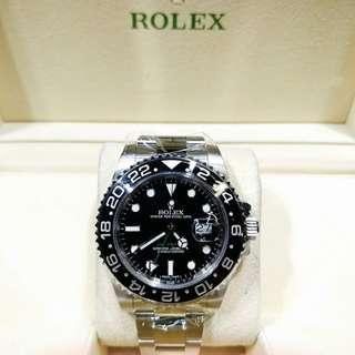 Rolex 116710 綠針GMT 亂碼藍光  全套齊 95%新淨 運動裝入門首選 2016年錶 5年保
