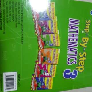 Casco Maths assessment p3