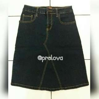 Denim Skirts by Rodeo