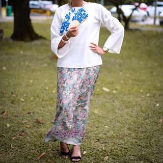 Pario Skirt with buckle