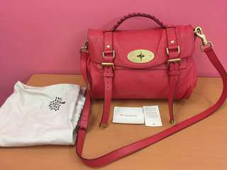 Mulberry Alexa in Watermelon