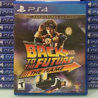 [PS4] Back to the Future