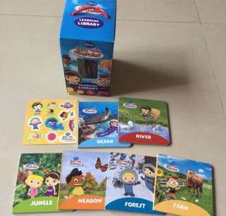 Disney Little Einsteins Learning Library