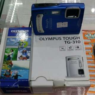 Olympus tough tg-31p