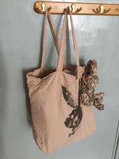 [yyy038] Playboy 兔仔環保袋