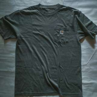 carhartt size M fit XL made in mexico