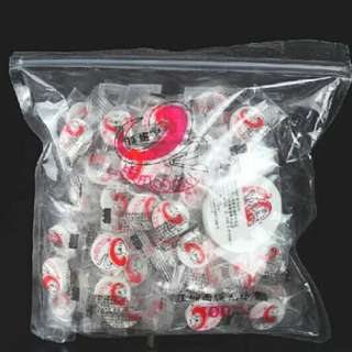 100pcs/pack Compressed Mask