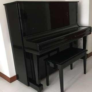 Karl Schönberg Upright Piano
